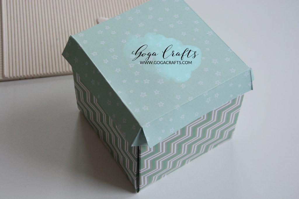 Jak zrobić papierowe pudełko exploding box?